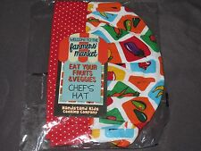 g2 Handstand Kids Cooking Co. Childs Farmers Market Chefs Hat