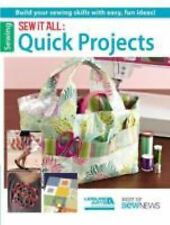 Sew it All - Quick Projects: Best of Sew News