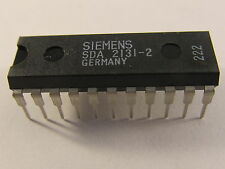 Sda2131-2 Siemens Static LED display driver with Blanking capability