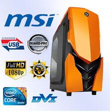 Aufrüst-PC-MSI Z270-Intel Core i7 7700K-8GB DDR4 PC2400-HD630 Grafik-USB 3.1