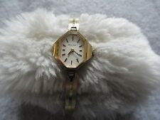Vintage Swiss Made Bulova Wind Up Ladies Watch