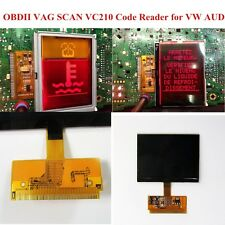 New VDO FIS Cluster LCD DISPLAY For Audi A3 A4 A6 Super Quality FOR VW VDO LCD