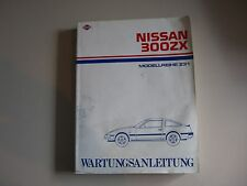 Libro officina Manuale officina Nissan 300ZX (Z31)