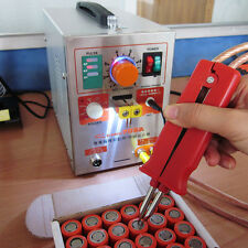 2in1 1.9kw Spot Welder Soldering Iron Staion 709A Battery Welding Machine 60ATOP