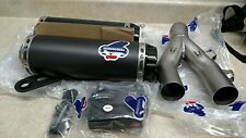 DUCATI TERMIGNONI CARBON FIBER SLIP ON EXHAUST SYSTEM MONSTER 1200   #96480311A