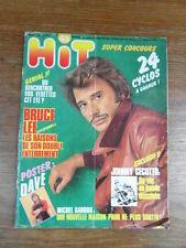 revue HIT MAGAZINE No 43 Aout 1975