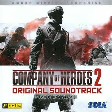 Company of Heroes 2 [Original Soundtrack] by Cris Velasco (CD, Jun-2013,...