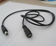 2.1mm/5.5mm OD CCTV Camera DVR Power Extension male to female DC 12v cable cord