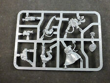 40K Astra Militarum / Imperial Guard Officio Prefectus Commissar Plastic Frame