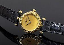 Watch VAN CLEEF & ARPELS by Gerald Genta Mechanical Movement Ebel Gold 18kt