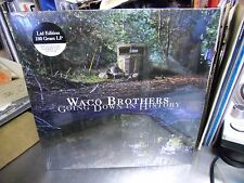 Waco Brothers Going Down In History LP NEW 180g + digital download & Poster
