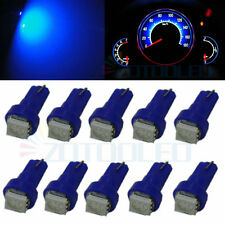 10x T5 37 70 73 74 Dashboard Gauge 5050 SMD 1 LED Min Instrument Guage led bulb