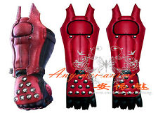 New Cosplay Props High Quality Tekken Jin Kazama Cosplay Fist Weapon Boxglove