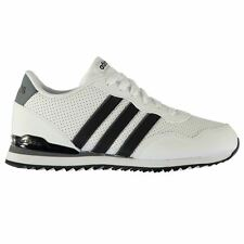 adidas NEO Ripple Leather Trainers Mens UK 7 US 7.5 EU 40.2/3 REF 3984*