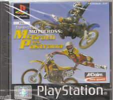 Freestyle Motocross McGrath vs. Pastrana - PSX Pal España Nuevo Playstaion 1