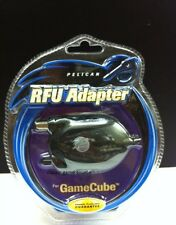Automatic Auto RF Switch RFU Coax TV Cable Cord for Nintendo Gamecube Game Cube