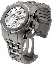 Invicta Reserve 12727 Bolt Zeus Swiss Made Meteorite Dial Titanium Mens Watch