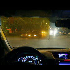 Universal HD UV Anti-Glare Auto Car Sun Visor Flip Down Shield Day/Night Vision