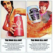 THE WHO - THE WHO SELL OUT (LP)  VINYL LP NEU