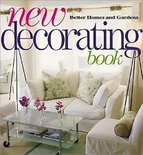 New Decorating Book (Better Homes & Gardens)  NEW DOZENS OF COLORED PICTURES