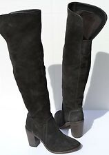 Vince Camuto Melaya Over The Knee Suede Boots Size 8