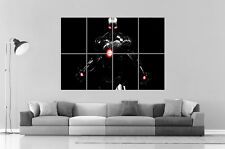 IRON MAN WALL ART COMICS Art Poster Grand format A0 Large Print
