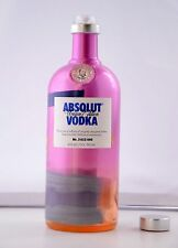 VODKA ABSOLUT  EMPTY BOTTLE, 750ml A UNIQUE LIMITED EDITION ITEM No.3422440