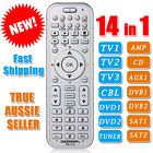 14in1 Automatic Setup Universal Remote Control for TV DVD SAT TUNER AUX AMP CD