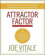The Attractor Factor : 5 Easy Steps for Creating Wealth (Or Anything Else)...