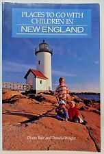 Places to Go With Children in NEW ENGLAND Guidebook Recreation Adventures FUN