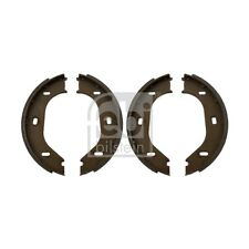 FEBI BILSTEIN Brake Shoe Set, parking brake 04445