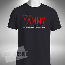 It's a Yammy Thing Men's T-Shirt Superbike Motorcycle Bike Fazer Yamaha FZ Moto
