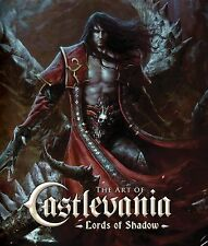 The Art of Castlevania - Lords of Shadow by Martin Robinson (Hardcover)