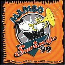 Mambo Swing '99 Big Bad Voodoo Daddy, Blue Mambo, Brian Setzer Orchestra,.. [CD]