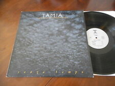 TAMIA Senza Tempo FRANCE 1981 private LP rare
