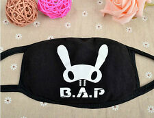 B.A.P BAP MATOKI KPOP BLACK MOUTH MASK GOODS NEW ZELO HIMCHAN YONGGUK