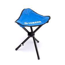 Orig. Yamaha Campingstuhl Pitstuhl Klappstuhl klappbarer Stuhl Pit Stuhl Hocker