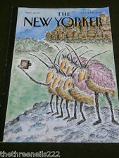 THE NEW YORKER - SUBSCRIBER COPY - JULY 12 2010