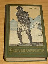 KARL MAY - BAND 41 - DIE SKLAVENKARAWANE / HEIDELBERG 1951 / 354.-363. TAUSEND