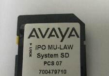 Avaya IP 500 V2 SD Card 700479710 - R8.1 (65) Partner System Software
