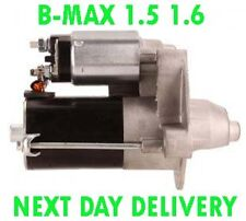 FORD B-MAX 1.5 1.6 2012 2013 2014   on BRAND NEW REMANUFACTURED STARTER MOTOR