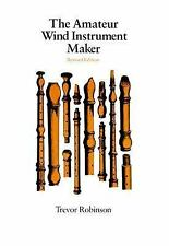 The Amateur Wind Instrument Maker-ExLibrary
