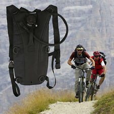 3L w/ Water Bladder Bag Hydration Backpack Packs Hiking Camping Cycling Riding