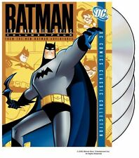BATMAN : THE ANIMATED SERIES Volume 4 (DC)  -  DVD - UK Compatible - New sealed