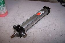 "NEW PNEUMATIC CYLINDER 1-1/2"" BORE X 9"" STROKE 3/8"" NPT TRUNNION MOUNT"