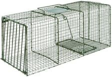 "Duke HD 1114 X-Large Cage Trap 36"" x 15"" x 14"" for Large Raccoon, Fox, and Cats"