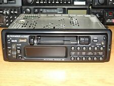 Pioneer KEH-6000RDS Vintage 90s MP3 Cassette Car Stereo MP3 Warranty VW Mercedes