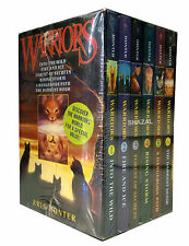 Warrior Cats Warriors Series Collection Erin Hunter 6 Books Set The Darkest Hour