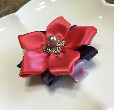 Korean Traditional Hanbok Hair Accessory Baessi Clip pin handmade US Seller