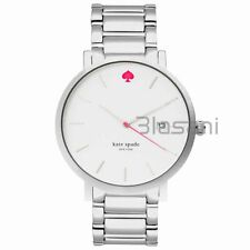 Kate Spade Original 1YRU0008 Women's Gramercy Grand Silver Stainless Steel Watch